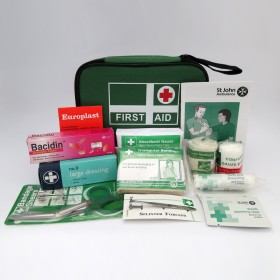 First Aid Outfit No. H1 (Holiday Pouch 1)