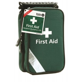 Zenith Medium Workplace First Aid Kit, BS 8599-1:2011