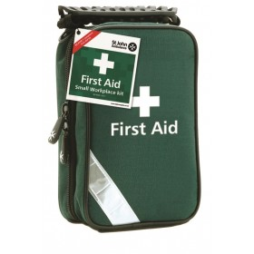 Zenith Small Workplace First Aid Kit, BS 8599-1:2011