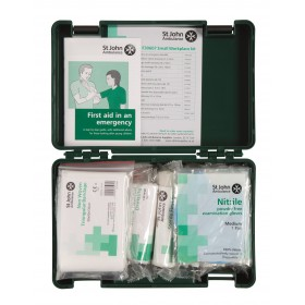 Standard Small Workplace First Aid Kit, BS 8599-1:2011