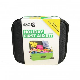 Holiday First Aid Kit