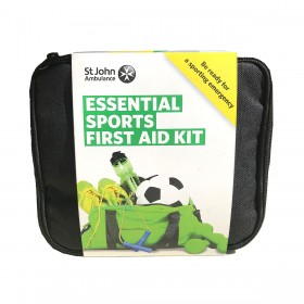 Essential Sports First Aid Kit