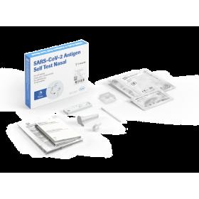 Roche SD Biosensor SARS-CoV-2 Antigen Self-Test Nasal 5's