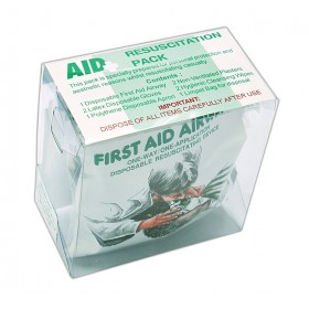 Disposable Resuscitation Pack
