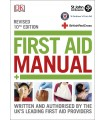 First Aid Manual Revised 10th Edition, 2016