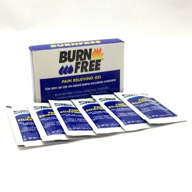 BurnFree Gel Single Dose Packets