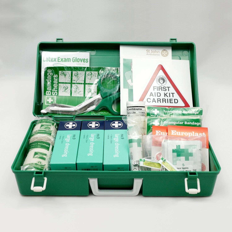 first aid outfit no 6pcv - First Aid Supplies