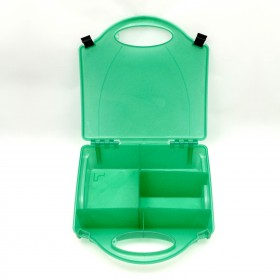 First Aid Empty Box Green