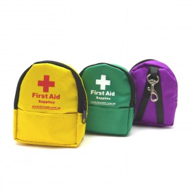 First Aid Empty Mini Bag
