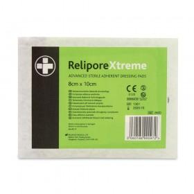 Relipore Xtreme Adherent Dressing Pad 8cm x 10cm